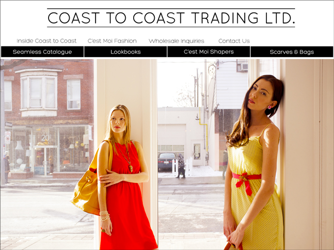 Coast to Coast Trading Ltd.