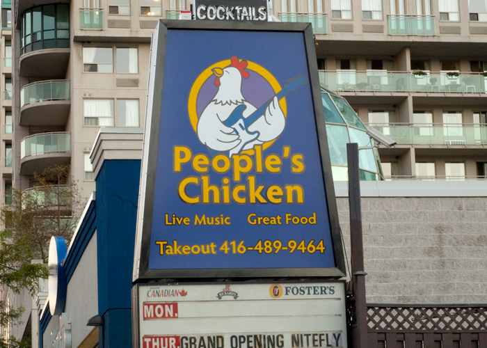 Peoples Chicken